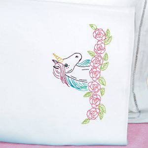 product is 1600708 unicorn pillowcases