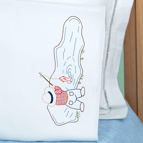 product id 160516 Fisher Boy Childrens Pillowcase