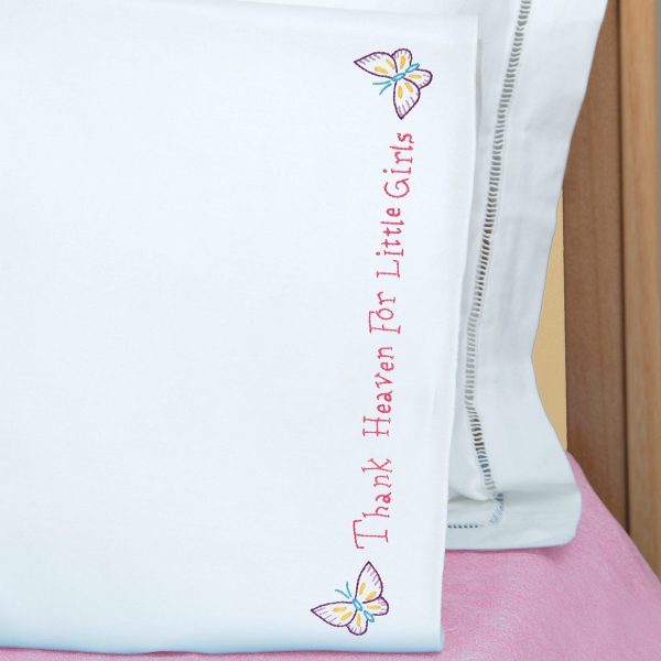 product id 1605470 Thank Heaven for Little Girls Pillowcase