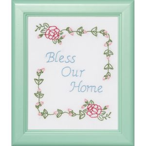 product id 161418 Bless Our Home Sampler