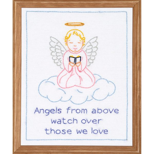 product id 161913 precious angel 8 inch by 10 inch sampler