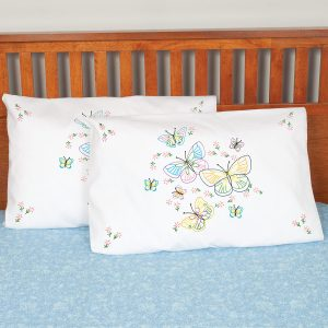 product id 1685143 Fluttering Butterflies Pillowcase Shams
