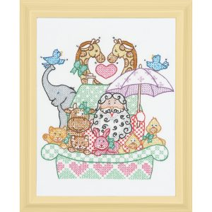 product id 18139 Noah's Ark Sampler