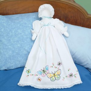 product id 1900143 Fluttering Butterflies Pillowcase Doll