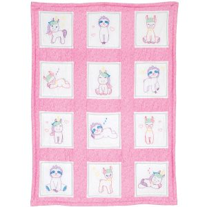 product id 300883 Baby Animals Nursery Quilt Blocks