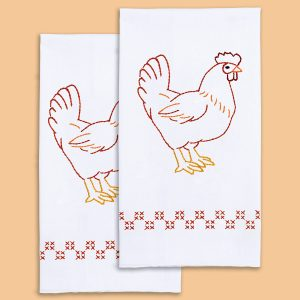 product id 320690 chicken hand towels