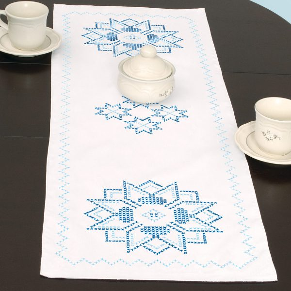 product id 56054 Stars Table Runner
