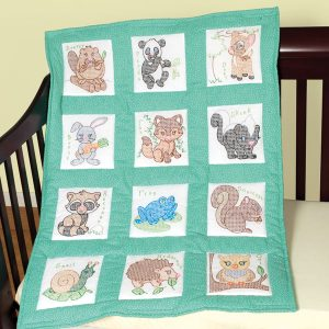 "9"" Nursery Quilt Blocks"